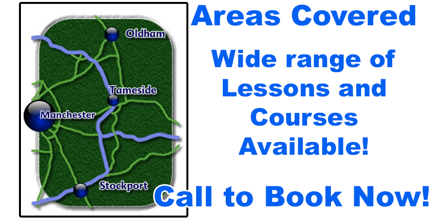 Driving lessons with Tameside Crash Courses